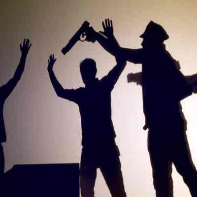 Schinko 25 Jahr Feier - Amüsantes Schattentheater der MitarbeiterInnen bei der 25 Jahr Feier der Firma Schinko.