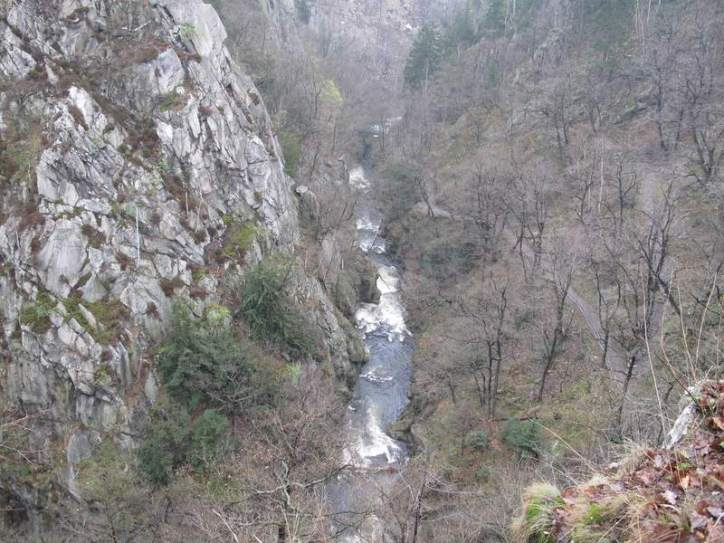Bodeschlucht (Harzer Hexenstieg)