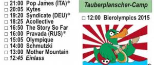 Taubi-2015_Band-Einlass