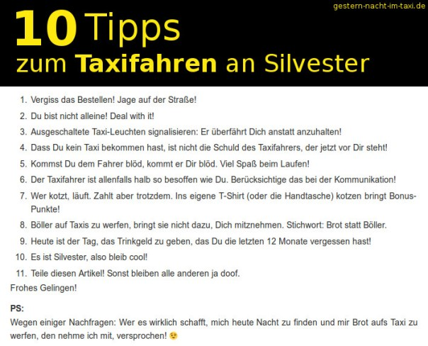 silvestertaxi-gnit