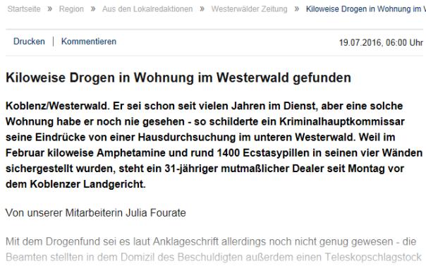 2016-07-19 12_05_21-Kiloweise Drogen in Wohnung im Westerwald gefunden - Westerwälder Zeitung - Rhei