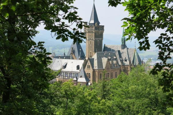 Schloss Wernigerode (Harz)