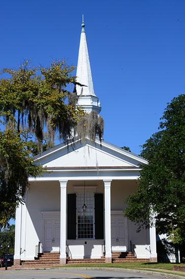 South Carolina History Trail Regions