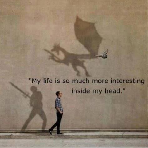 Schitterende maandag - Imagination