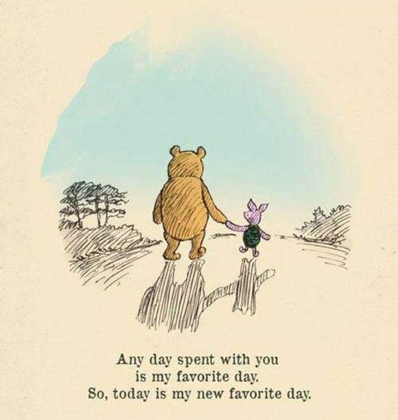 7 inspirerende quotes van Winnie the Pooh