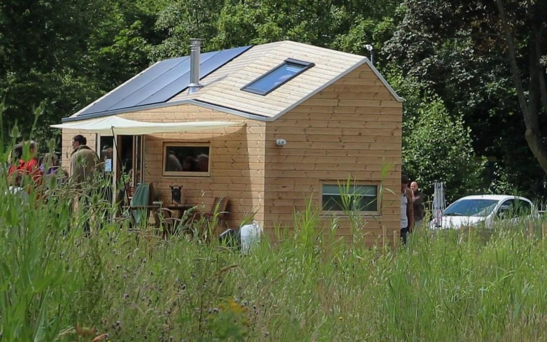 Marjolein woont klein - Leven in een Tiny House