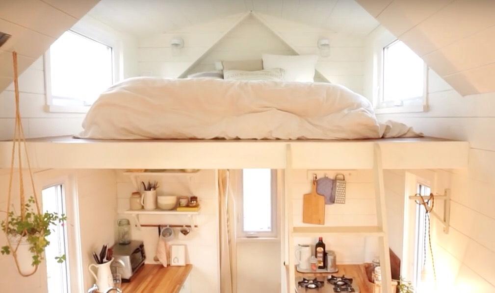Hoe ik zou willen wonen – Tiny House Movement