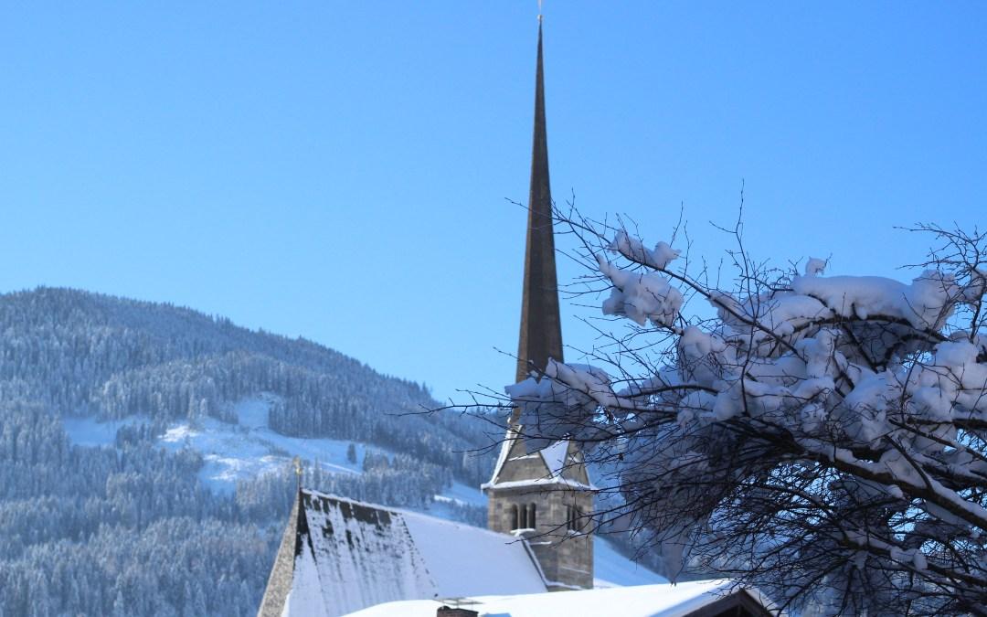 OOSTENRIJK   sneeuw en zon