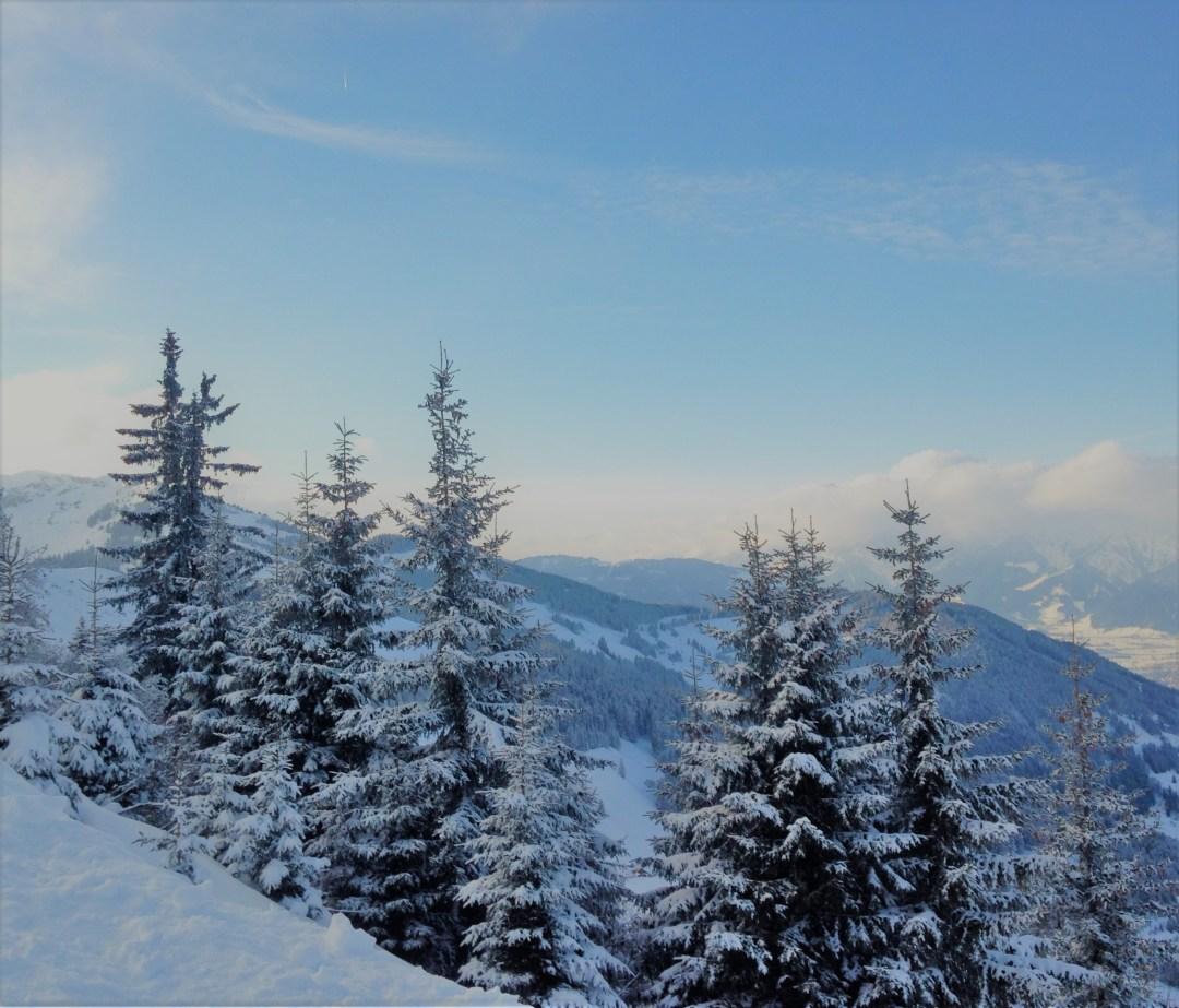 Oostenrijk een winters plaatje