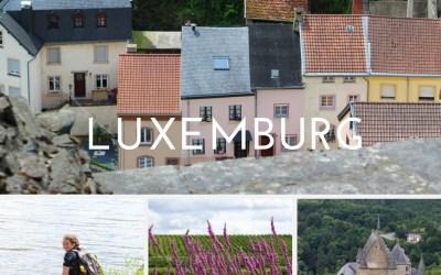 LUXEMBURG | Stad en natuur