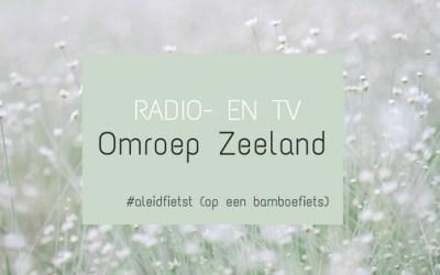 TOUR D'ALEID | Opnames + uitzending Omroep Zeeland
