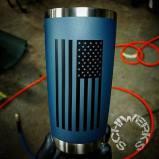 titanium blue cerakote