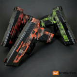 kryptek snap on guns