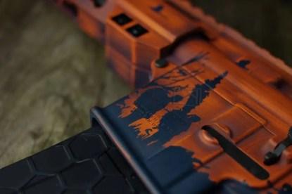 busch light gun