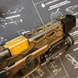 custom glock cerakote