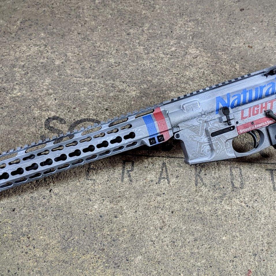 natty light gun