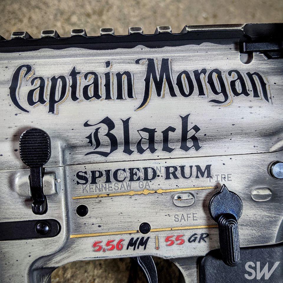 captain morgan ar