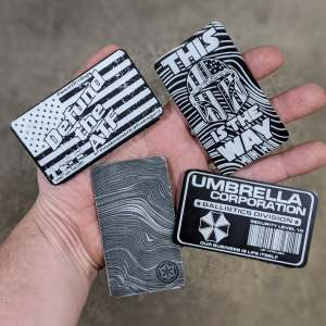 Metal Morale Patches