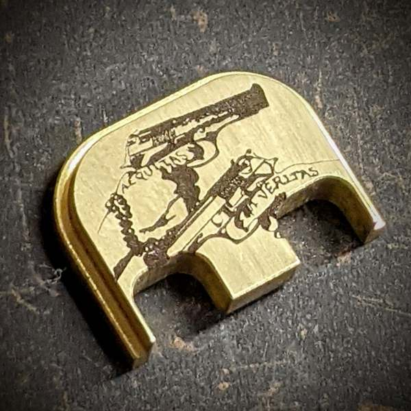 boondocks saints backplate, glock gen 1-5