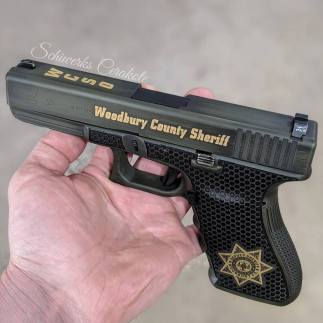 woodbury sheriff glock