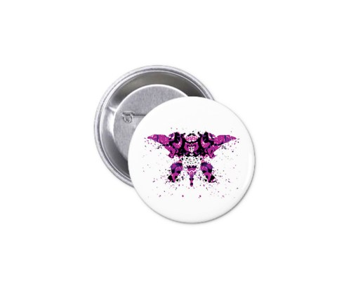 Button - Purple Ink 7
