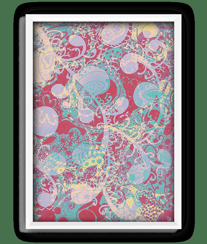 "Sleep Print - 18""x24"" 1"