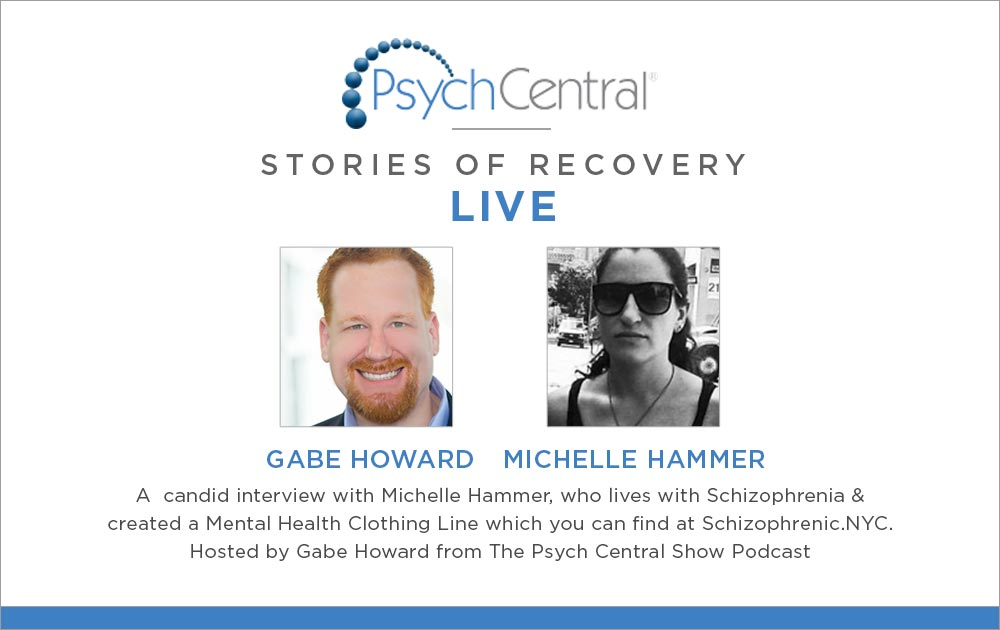PsychCentral.com Stories Of Recovery Video Interview 1