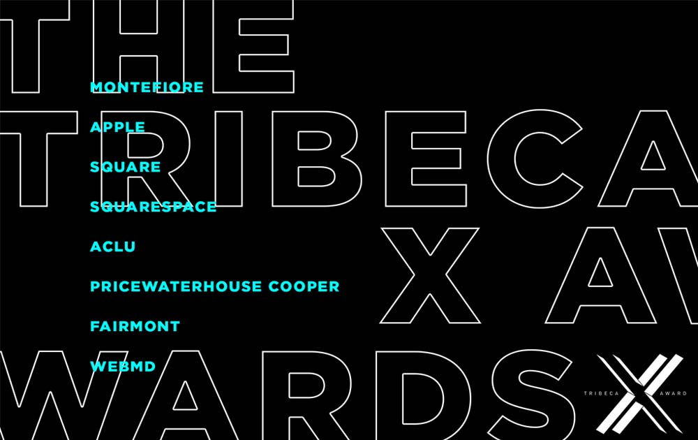 Michelle's webmd video is a finalist for the 2018 tribeca x award 75