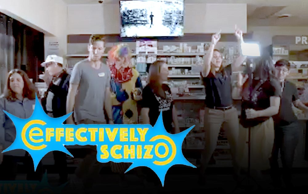 Effectively Schizo – A New Mental Health Comedy Series
