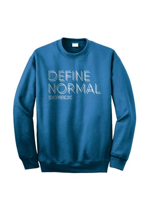 Define normal sweatshirt