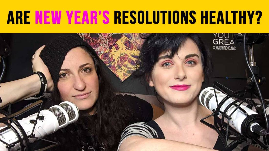 Are new year's resolutions healthy?