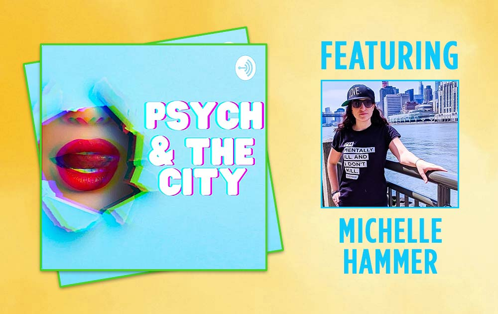Psych and the city podcast