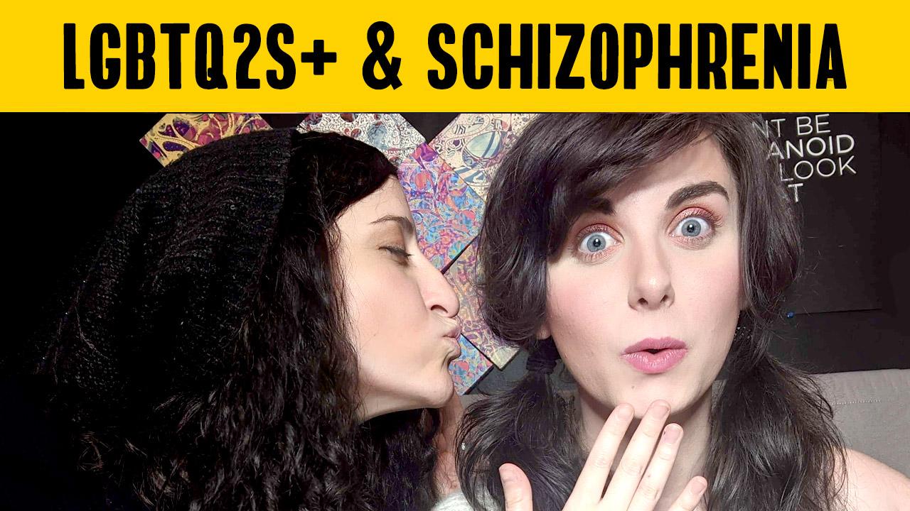 Lgbtq+ and schizophrenia