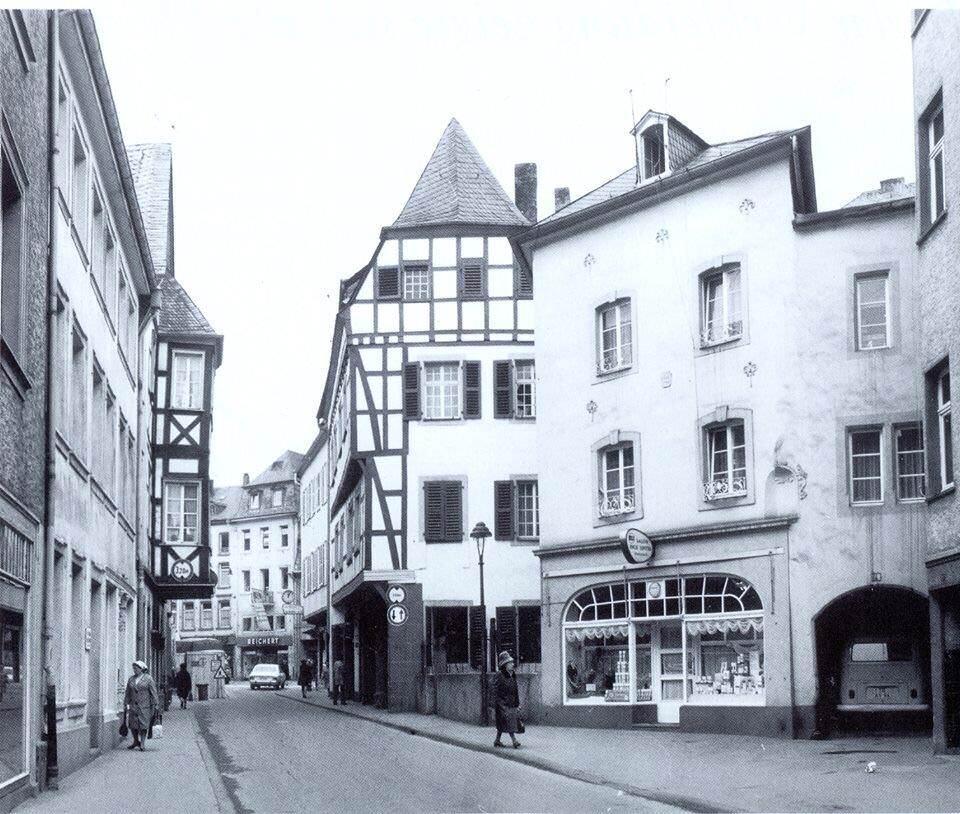 Schlabbergass im Herzen Triers