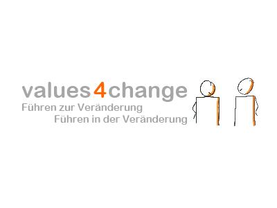values4change logo