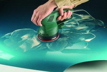 Bosch DIY Exzenterschleifer Polierfilz
