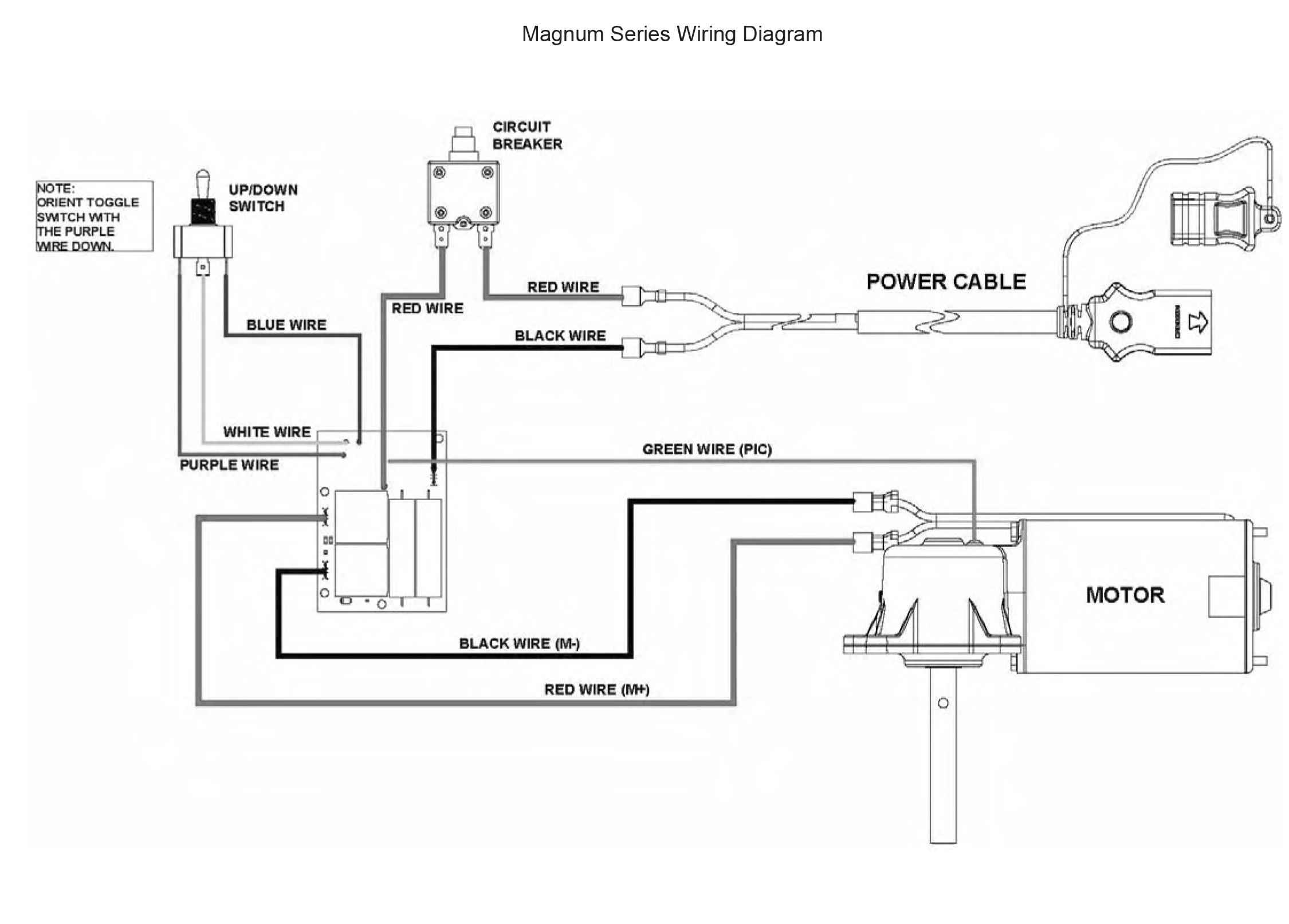 Wiring Diagram Cannon Mag 10
