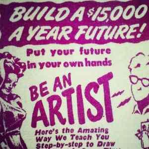 Be An Artist