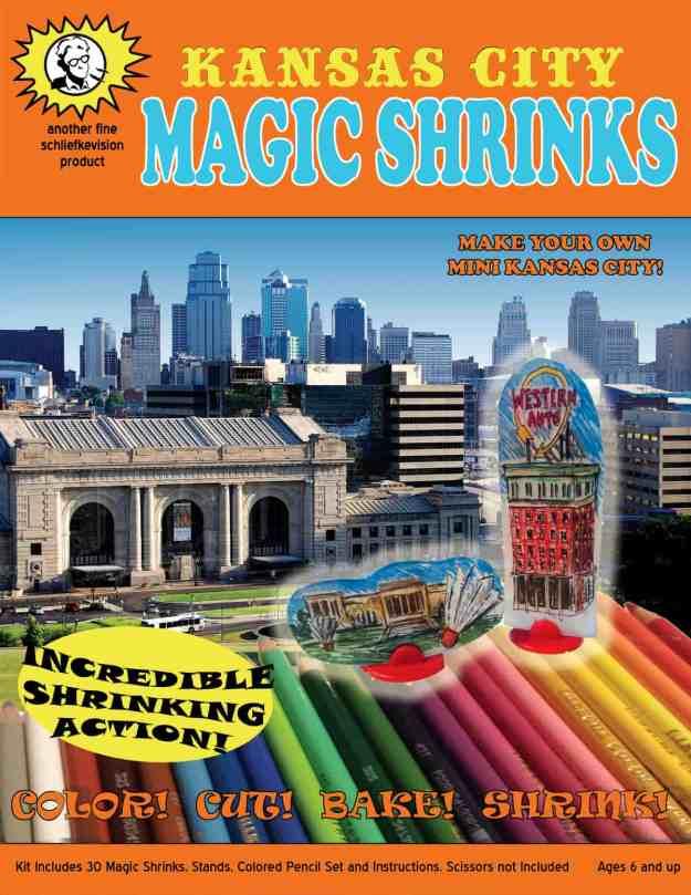 Kansas City Magic Shrinks