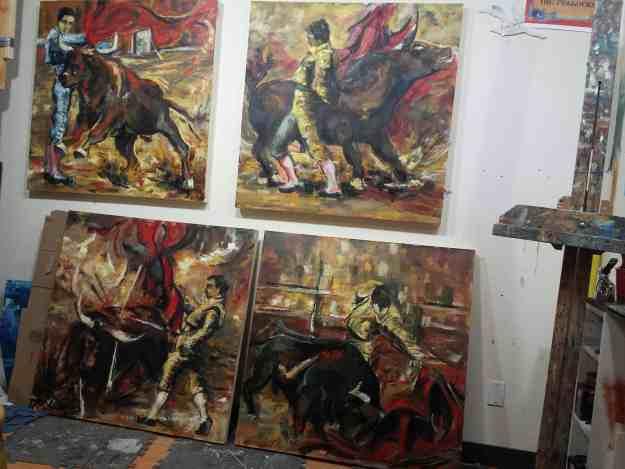 matador paintings