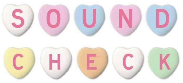 Soundcheck 2: Love