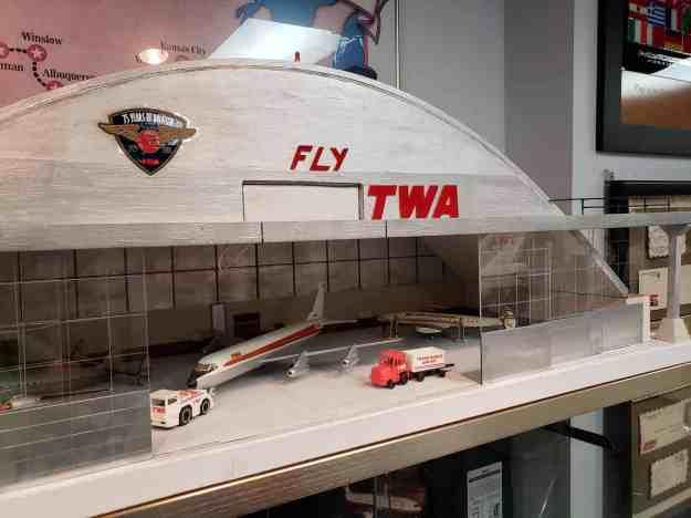 TWA Hanger