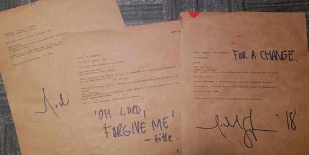 Typewriter Rodeo Clown Poetry