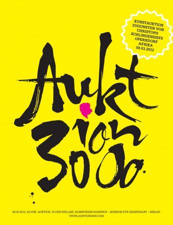 AUKTION 3000