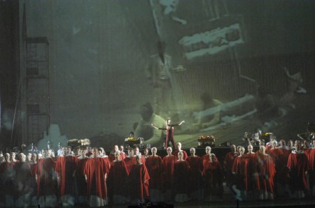 Jeanne D'Arc - Szenen aus dem Leben der Heiligen Johanna - Foto: Thomas Aurin