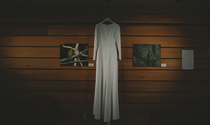 Spring Wedding Schlitz Audubon Wedding Dress