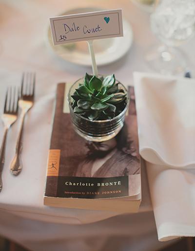 Spring Wedding Schlitz Audubon Table Setting