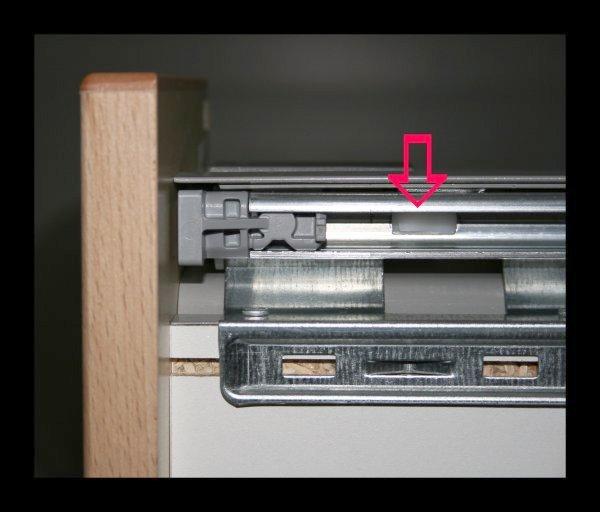 IKEA Rationell Schubladen ausbauen ...   Schlitzflitzer