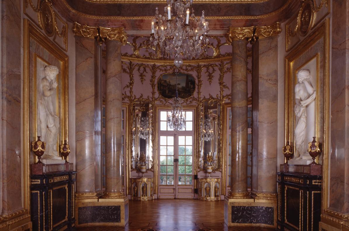Schloss Solitude Stuttgart Appartement