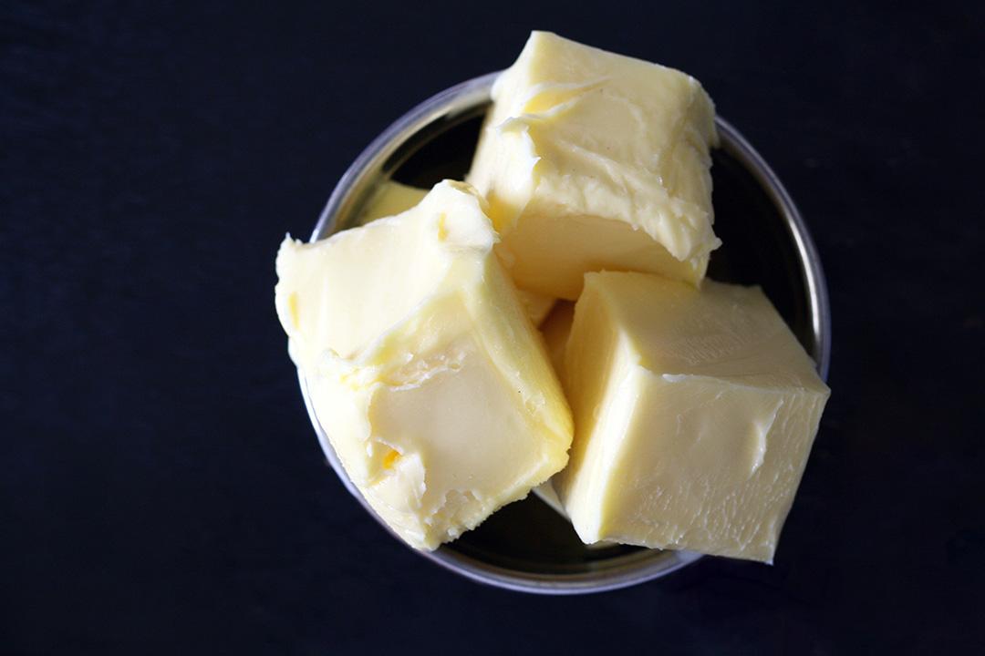 Köstliche Butter